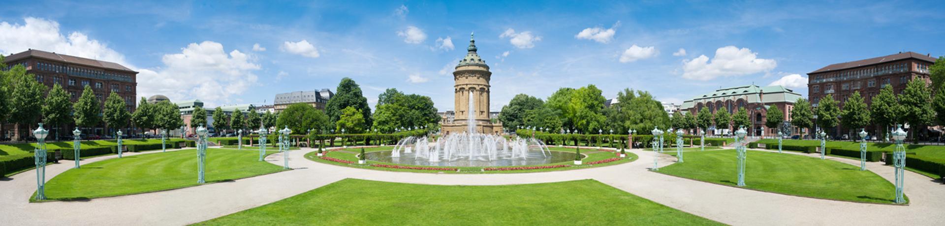 Mannheimer Wasserturm KH Asset